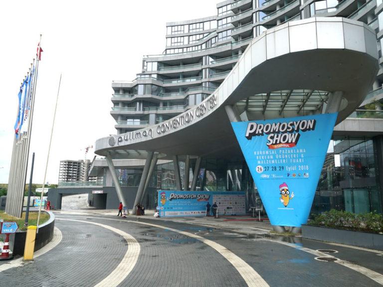 Promosyon Show İstanbul Fuarına Katılıyoruz